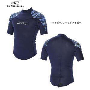 2018 O'NEILL オニール SUPER FREAK 1.5/1mm ウェットスーツ サーフィン バックZIP JKT WF-5080 breakout 04