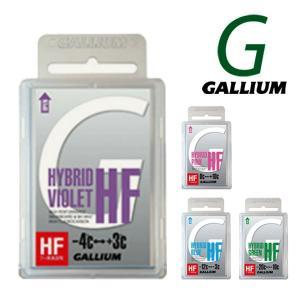 即出荷 GALLIUM / ガリウム TOP WAX HYBRID HF 滑走 ワックス SSF 5...