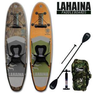 SUP サップ&カヤック インフレータブルパドルボード ラハイナ / LAHAINA SUP&KAYAK 10 ハイブリッドHYBRID スタンドアップパドルボード 予約商品 breakout