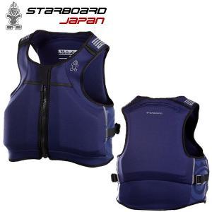 STARBOARD IMPACT VEST スターボード SUP JACKET サップライフジャケット パドルボードベスト|breakout