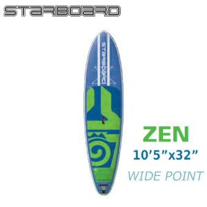 2018 STARBOARD WIDE POINT ZEN 10'5 X 32 X 5.5 スターボ...