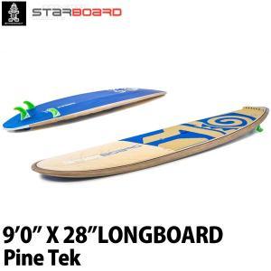 取り寄せ商品 2019 STARBOARD SUP 9'0X28 LONGBOARD PINETEK スターボード ロングボード サップ スタンドアップパドルボード 営業所止め|breakout