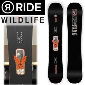 17-18 RIDE/ライド WILD LIFE メンズ 板...