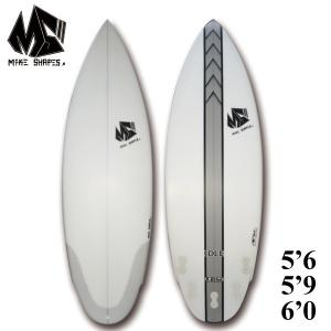 サーフボード マイクシェイプス / MIKE SHAPES IDLE 5'6  5'9  6'0  ...