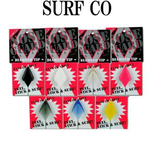 即出荷 SURFCO HAWAII DIAMOND TIP NOSE GUARD / ダイヤモンドチップ ノーズガード ショートボード用 サーフィン サーフボード メール便対応 breakout