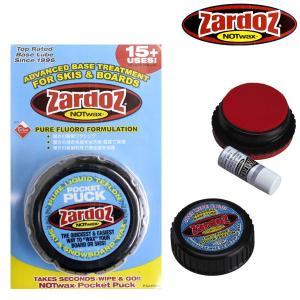 ZARDOZ / ザードス NOTWAX POCKET PUCK ノットワックス ポケットパック WAX スノーボード|breakout
