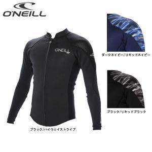 即出荷  2018 O'NEILL / オニール SUPER FREAK 1.5/1mm タッパー ...