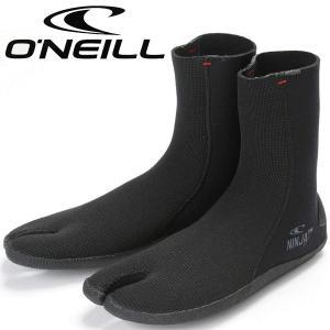 即出荷 O'NEILL NINJA SOCKS/オニール 忍者ソックス サーフブーツ サーフィン SUP  AO-1940 メール便対応|breakout