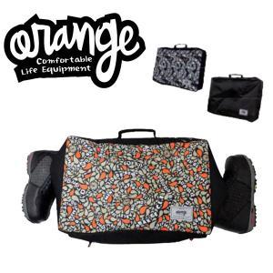 ORANGE / オレンジ Boots Bag ブーツケース スノーボードバッグ|breakout