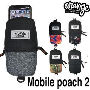 ORANGE / オレンジ Waist bag ウエストバッグ スノーボード スキー スポーツ アウトドア|breakout