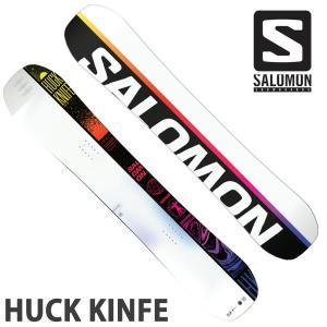 19-20 SALOMON/サロモン HUCK KNIFE ハックナイフ メンズ 板 スノーボード 予約商品 2020|breakout