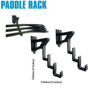 パドルラック RACK IT UP SUPのパドル専用の壁掛けラック