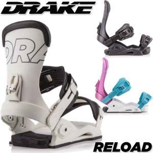 19-20 DRAKE/ドレイク RELOAD メンズ レディース ビンディング バインディング スノーボード 予約商品 2020