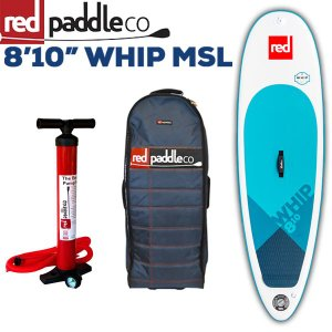 パドルボード RED PADDLE SURF WHIP 8'10/レッドパドル ウィップ サップ SUP インフレータブル breakout