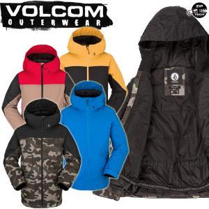 19-20 VOLCOM/ボルコム RIPLEY INS jacket 子供用 キッズ スノーウェア ジャケット スノーボードウェア 予約商品 2020|breakout