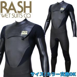 17-18 RASH/ラッシュ ウェットスーツ セミドライ ...