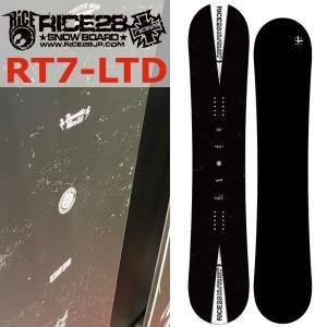 19-20 RICE28/ライス RT7 G-LIMITED グラトリ メンズ 板 スノーボード 2...