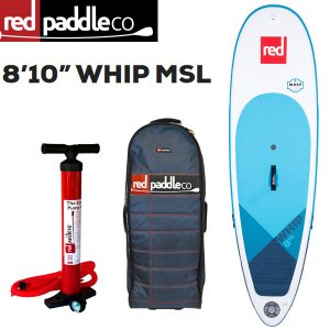 "2020 RED PADDLE WHIP 8'10""×29"" / レッドパドル ウイップ SUP イ..."