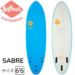 SOFTECH THE SABRE COMP 6'6