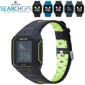 RIPCURLリップカール SEARCH GPS 2 SURF TIDE WATCH サーチジーピーエス2 腕時計 スマートウォッチ サーフィン breakout
