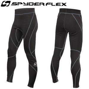 SPYDER FLEX S/F T-1 ウェットタイツ/スパイダーフレックス インナーパンツ サーフィン サップ SUP メール便対応|breakout
