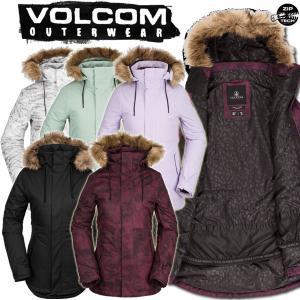 19-20 VOLCOM/ボルコム FAWN INS jacket レディース スノーウェア ジャケット スノーボードウェア 予約商品 2020|breakout
