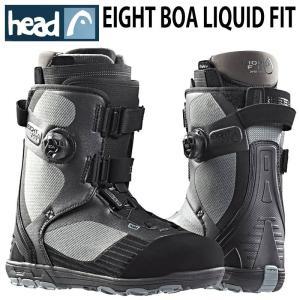 17-18 HEAD / ヘッド SEVEN BOA メンズ レディース ブーツ スノーボード 20...