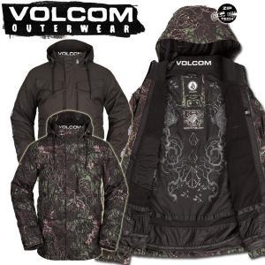 21-22 VOLCOM/ボルコム V.CO 19 jacket メンズ レディース 防水ジャケット スノーウェアー スノーボードウェア 2022 予約商品 BREAKOUT
