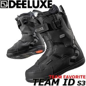 16-17 DEELUXE / ディーラックス ID 6.2 PF アイディー メンズ ブーツ スノーボード 取り寄せ商品 2017