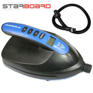 STARBOARD SUP ELECTRIC AIR PUMP HT-781 / スターボード エレクトリック エアー ポンプ 電動 空気入れ SUP インフレータブル スタンドアップパドル|breakout
