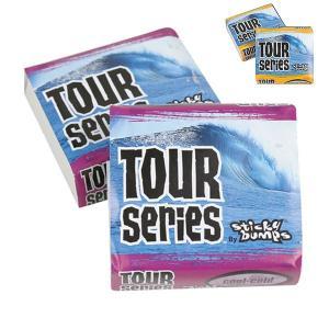 即出荷 Sticky Bumps Surf Wax Tour Series / スティッキーバンプス ツアーシリーズ ワックス サーフィン メール便対応|breakout