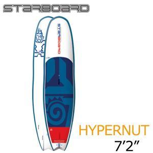 2018 STARBOARD SUP 7'2 x 28 HYPER NUT STARLITE スターボード ハイパーナッツ SUP サップ パドルボード お取り寄せ商品 営業所止め|breakout