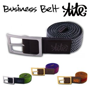 TITE / タイト BUSINESS BELT ビジネス ベルト 伸縮 パンツ アパレル スノーボード メール便対応 breakout