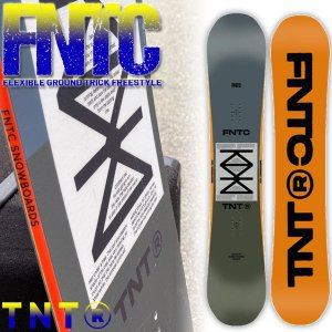 19-20 FNTC/エフエヌティーシー TNT Rider Color グラトリ レイトプロジェクト タッキー メンズ レディース 板 スノーボード 予約商品 2020|breakout
