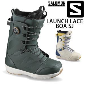 18-19 SALOMON/サロモン LAUNCH BOA STR8JKT ローンチ メンズ ブーツ ボア スノーボード 2019 型落ち|breakout