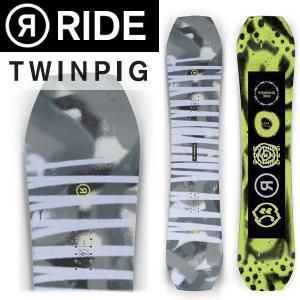 19-20 RIDE/ライド TWINPIG ツインピグ グラトリ メンズ 板 スノーボード 予約商品 2020|breakout