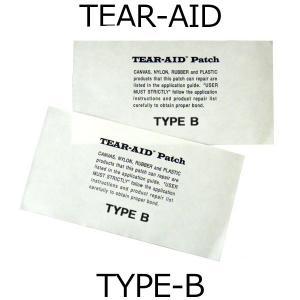 TEAR-AID / ティアエイド TYPE-B 2枚セット リペア用品 メール便対応 カイト|breakout