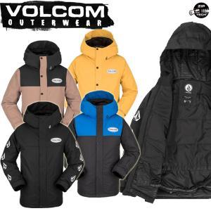 19-20 VOLCOM/ボルコム VERNON INS jacket 子供用 キッズ スノーウェア ジャケット スノーボードウェア 予約商品 2020|breakout