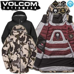 19-20 VOLCOM/ボルコム TDS INF GORE-TEX jacket メンズ スノーウェア ゴアテックス ジャケット スノーボードウェア 予約商品 2020|breakout