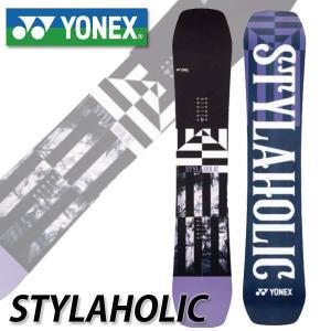 19-20 YONEX/ヨネックス STYLAHOLIC スタイラホリック メンズ レディース 板 スノーボード 予約商品 2020|breakout
