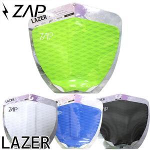 デッキパット Zaplix ザプリクス LAZER スキムボード サーフィン テールパッド
