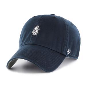 '47 ブランド シカゴ カブス ミニ ロゴ クリーン アップ キャップ 帽子 / '47 BRAND CHICAGO CUBS MINI LOGO CLEAN UP CAP|breaks-general-store