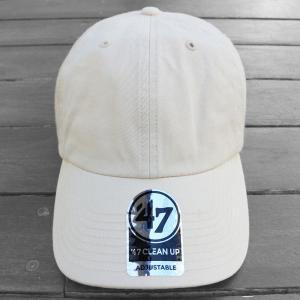 海外限定 '47 ブランド ブランク クリーン アップ キャップ 無地 カーキ / '47 BRAND BLANK CLEAN UP CAP [KHAKI]|breaks-general-store