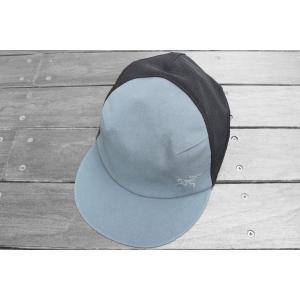 アークテリクス エスケープ キャップ 帽子 ノーティックグレー / ARC'TERYX ESCAPA CAP [NAUTIC GREY]|breaks-general-store