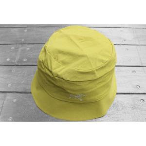 アークテリクス シンソロ ハット イエロー マスタード 帽子 バケットハット / ARC'TERYX SINSOLO HAT [CHOLLA]|breaks-general-store