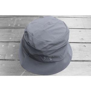 アークテリクス シンソロ ハット グレー チャコール 帽子 バケットハット / ARC'TERYX SINSOLO HAT [IRON ANVIL]|breaks-general-store
