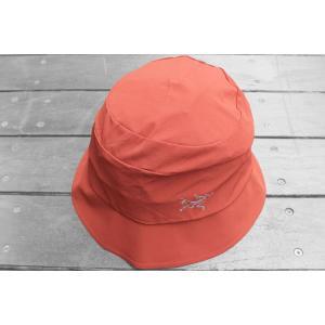アークテリクス シンソロ ハット オレンジ 帽子 バケットハット / ARC'TERYX SINSOLO HAT [IRON ORANGE]|breaks-general-store