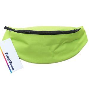 バッグベース ベルト バッグ ウエストバッグ ライムグリーン / BAGBASE BELT BAG [LIME GREEN]|breaks-general-store