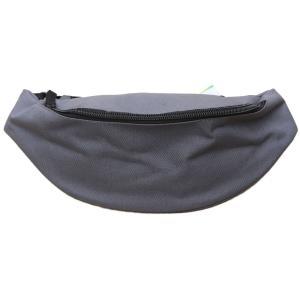 バッグベース ベルト バッグ ウエストバッグ グラファイト グレー / BAGBASE BELT BAG [GRAPHITE GRAY]|breaks-general-store