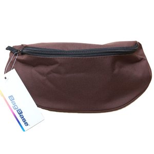 バッグベース ベルト バッグ ウエストバッグ チョコレート ブラウン / BAGBASE BELT BAG [CHOCOLATE]|breaks-general-store